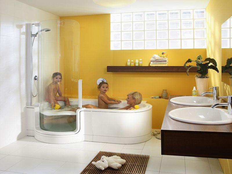 badewanne und oder dusche tom herb. Black Bedroom Furniture Sets. Home Design Ideas